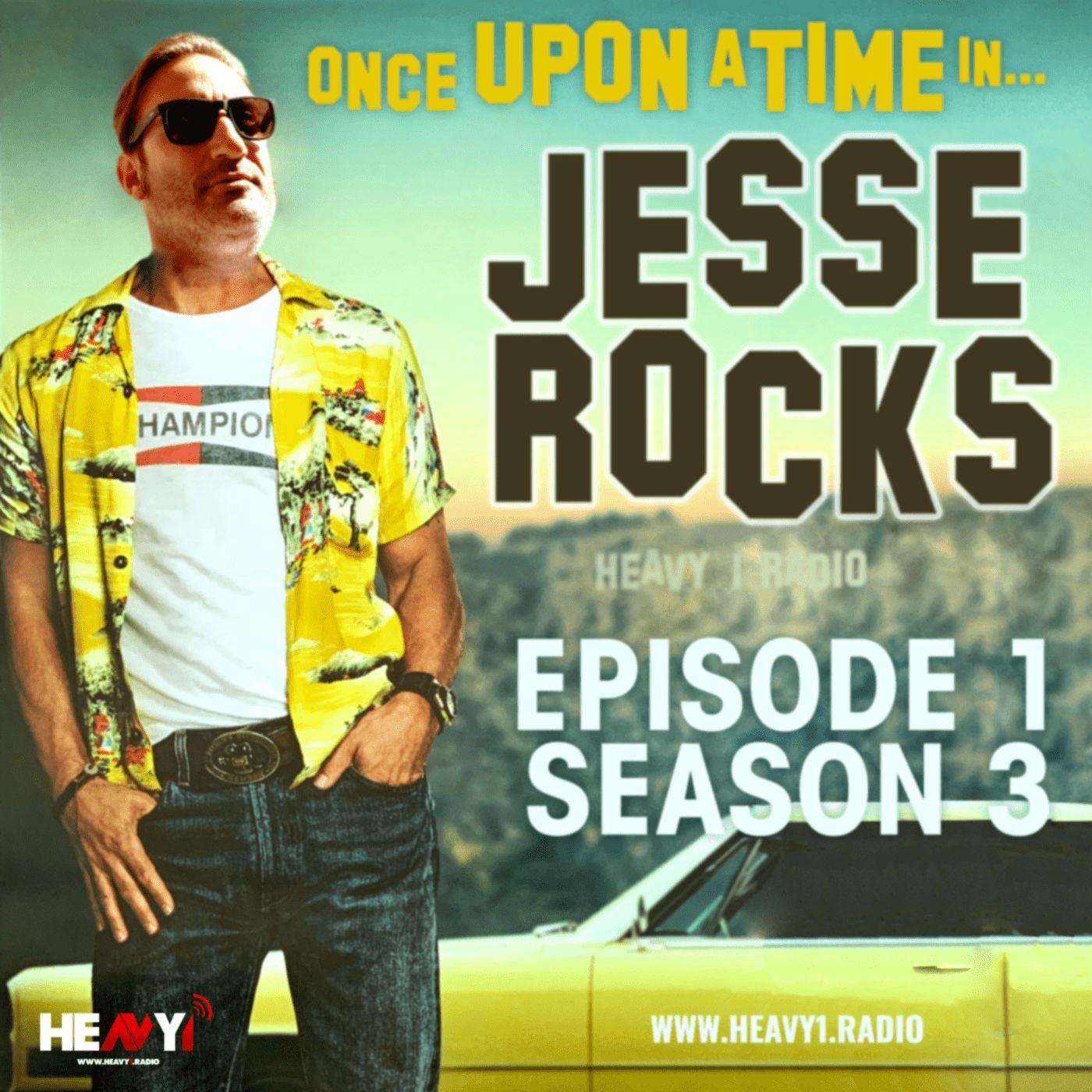 Jesse Rocks #01 Saison 3