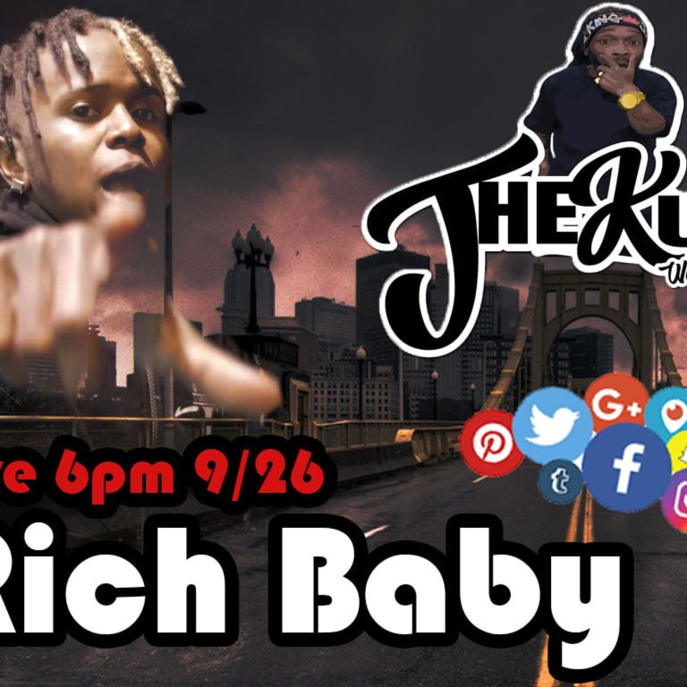 The Kutt Wit King Jutt Ep. 11- Rich Baby