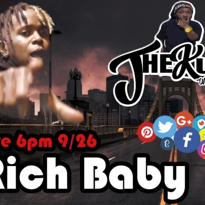 The Kutt Wit King Jutt Ep. 11- Rich Baby cover