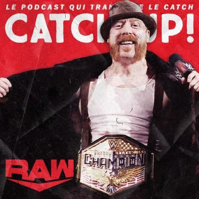Catch'up! WWE Raw du 19 avril 2021 — Ceinture et bretelles cover