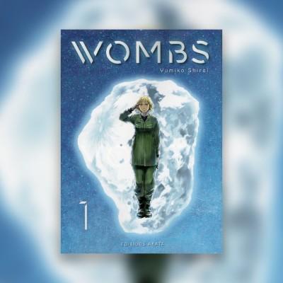 #61 Wombs - Bruno Pham cover