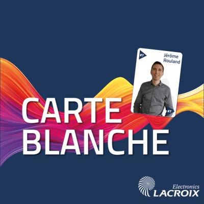 Carte Blanche #7 – Jérôme Rouland – La relation client avant tout cover
