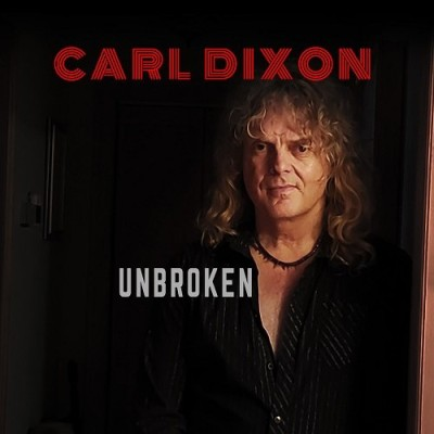 image 213Rock Podcast Harrag Melodica Itw with Carl Dixon New Album Unbroken Free app Vinylestimes