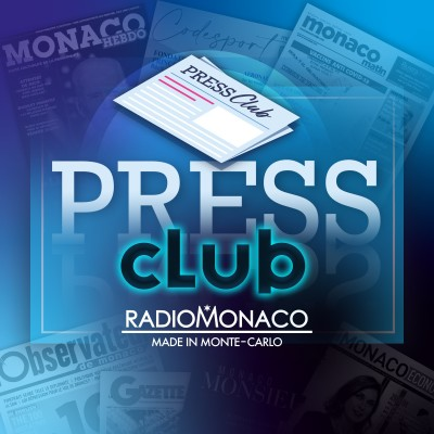 Radio Monaco - Press Club cover