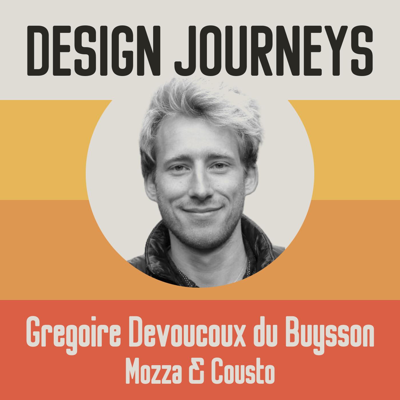 #21 Grégoire Devoucoux du Buysson - Mozza & Cousto - Rendre la user research accessible à tous