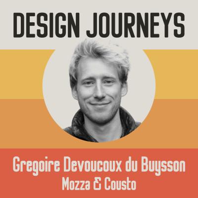 #21 Grégoire Devoucoux du Buysson - Mozza & Cousto - Rendre la user research accessible à tous cover