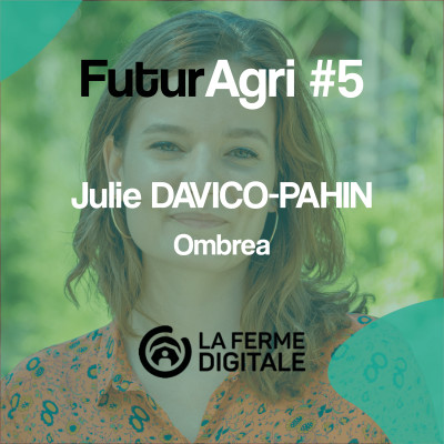 FuturAgri #5 - Julie Davico-Pahin (Ombrea) cover