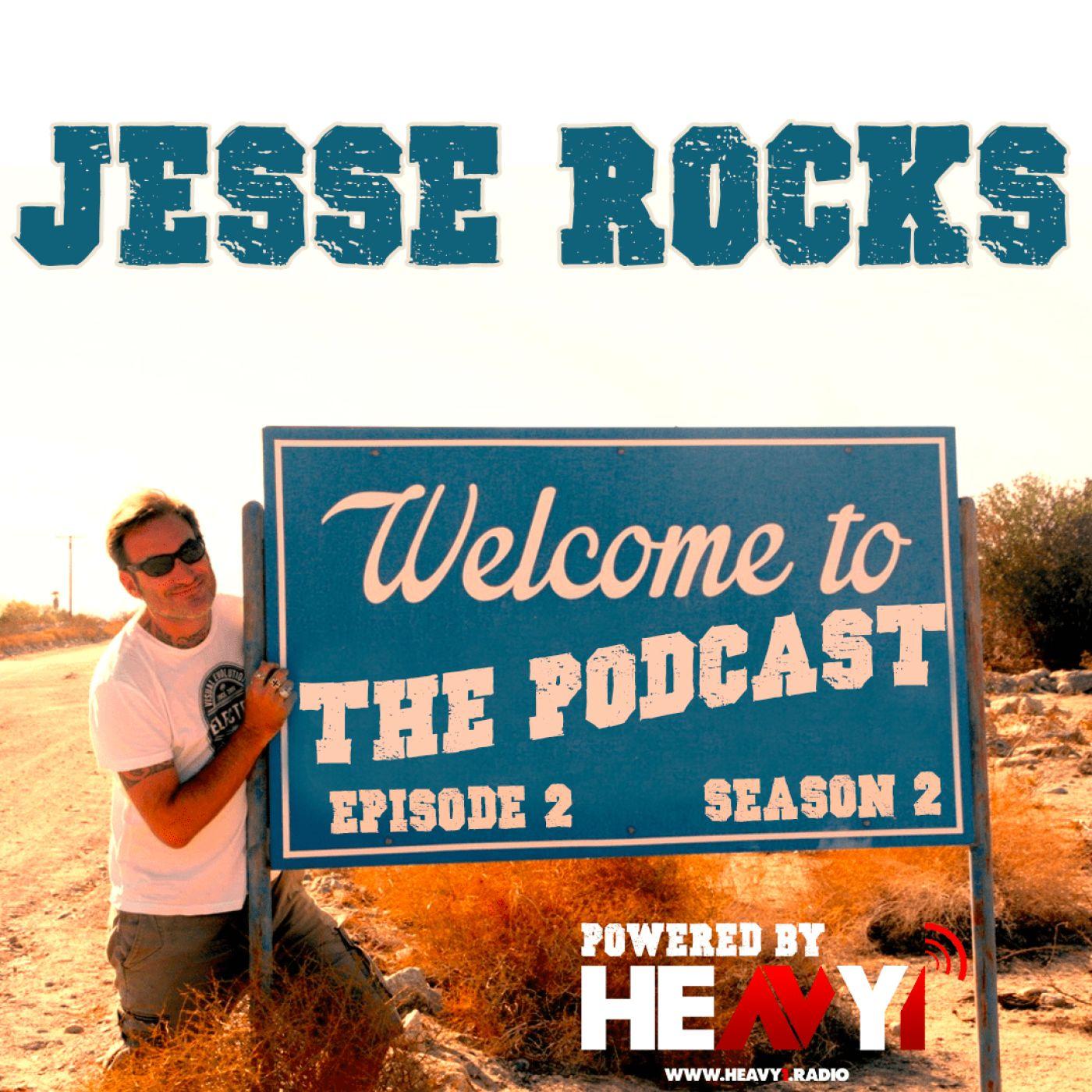 Jesse Rocks #2 Saison 2