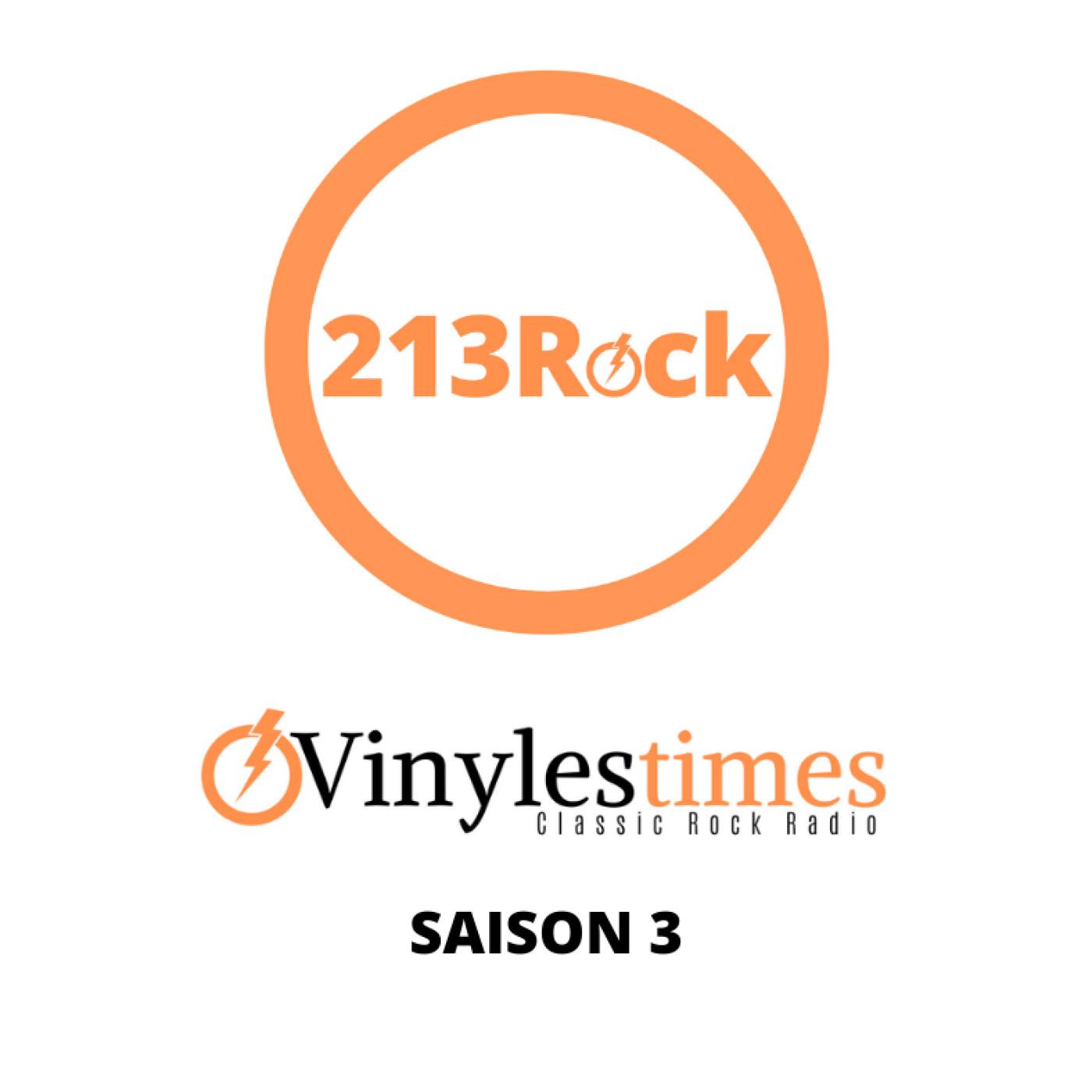 213Rock Podcast Harrag Melodica  Free app Vinylestimes 06 01 2020