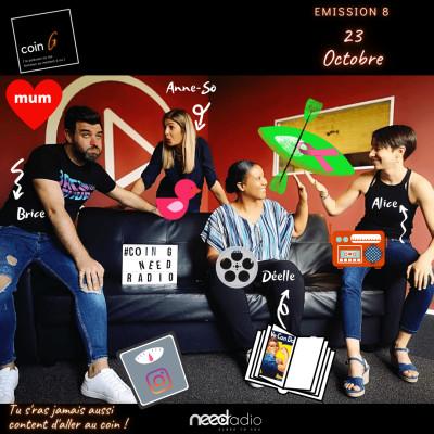 Coin G (avec Anne-So, Déelle et l'équipe) (23/10/20) cover
