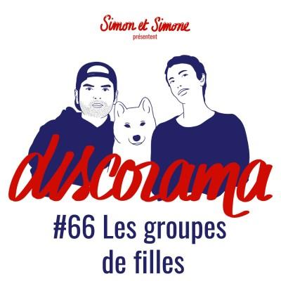 Discorama #66 - Les groupes de filles cover
