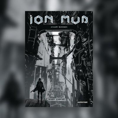 #60 Ion Mud - Amaury Bündgen cover