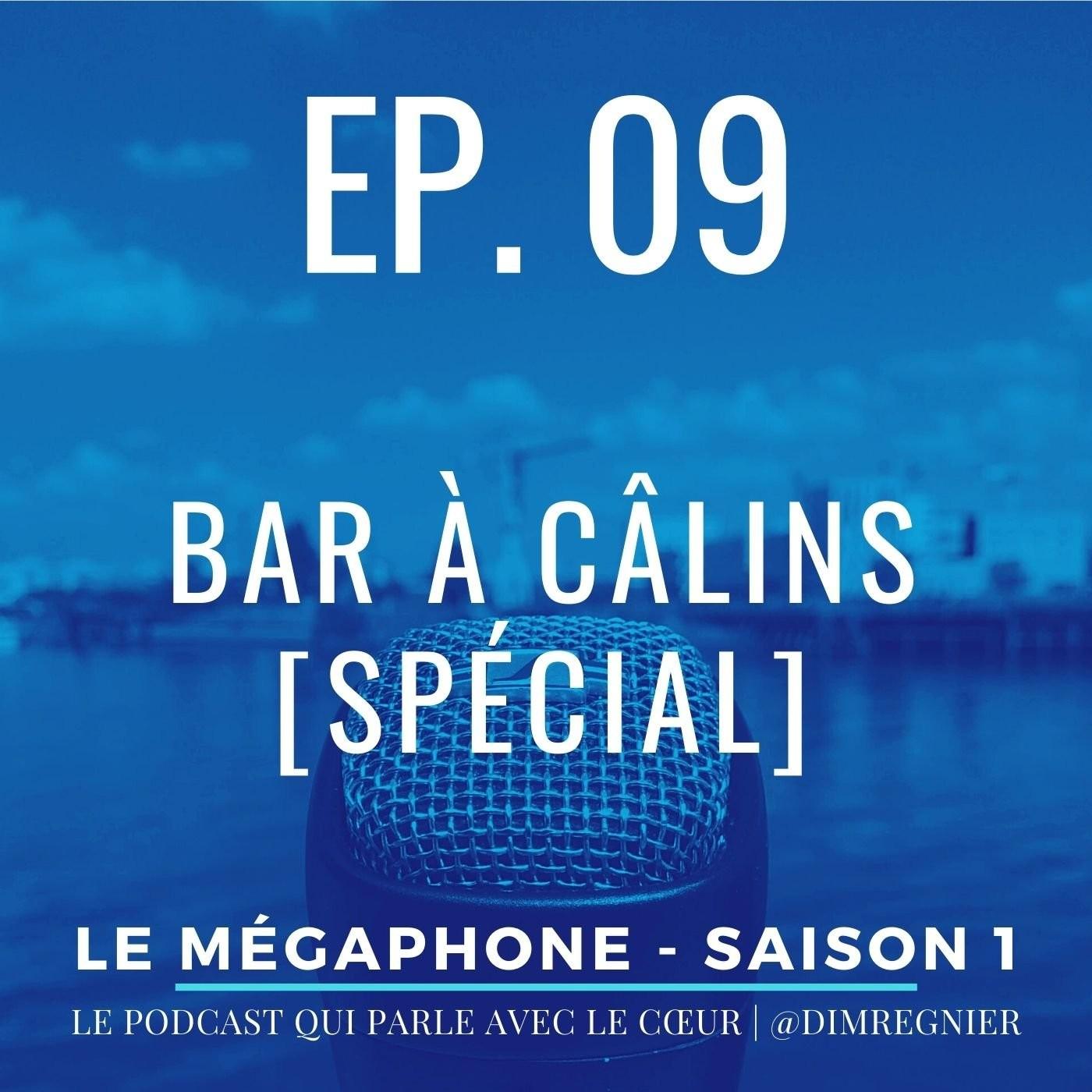 Ép. 09 - Bar à câlins avec Fabien Vehlmann