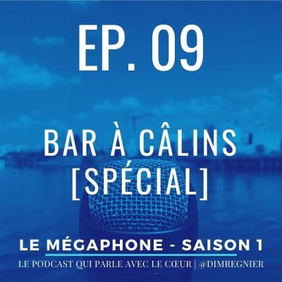 Ép. 09 - Bar à câlins avec Fabien Vehlmann cover