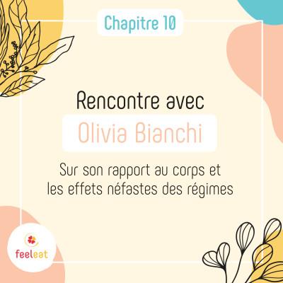 10. Olivia nous parle des régimes à la mode cover
