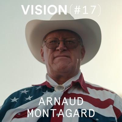 VISION #17 - ARNAUD MONTAGARD cover