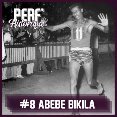 #8 Abebe Bikila