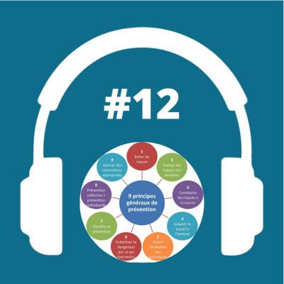 #12 - Les principes généraux de prévention cover