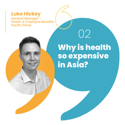 Why health is so expensive in Asia cover
