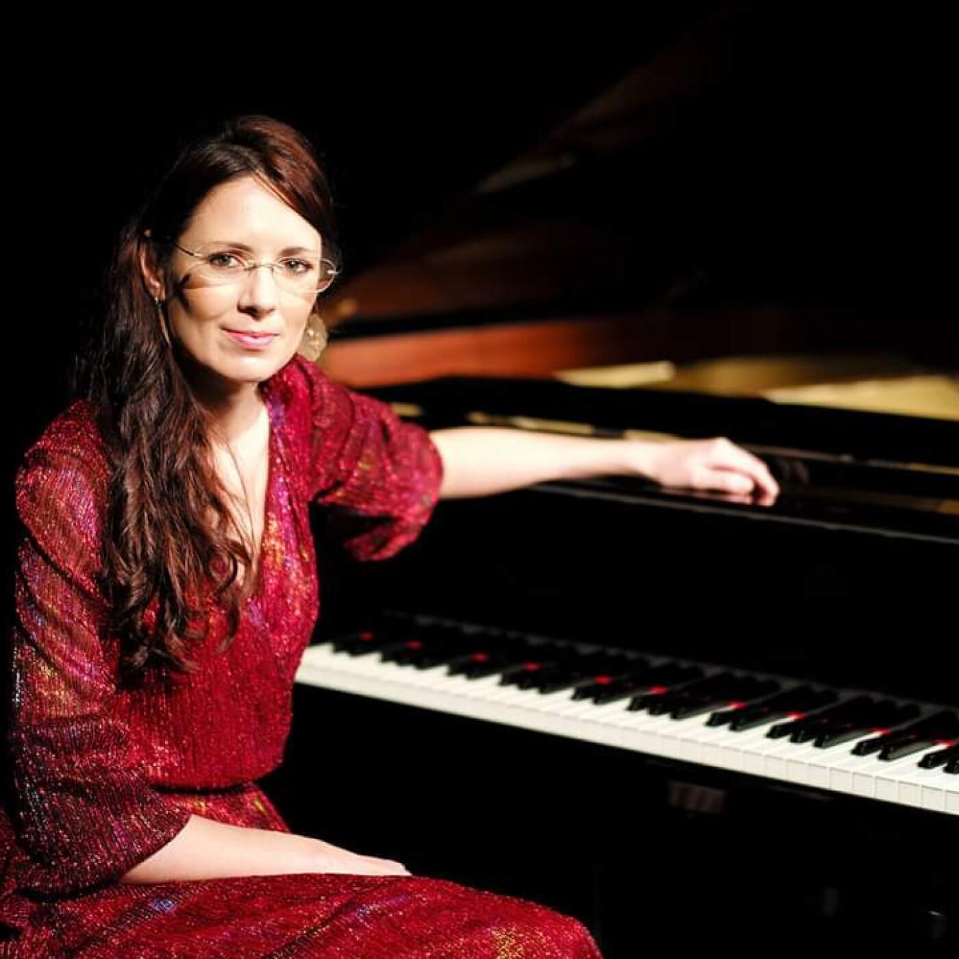 Myriam Barbaux Cohen est pianiste à Frankfurt, Allemagne - 15 07 2021 - StereoChic Radio