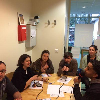 image Radio Bitume - Émission n°6 hors les murs / Centre d'Hébergement Quai de Metz - enregistrée le 26 mars