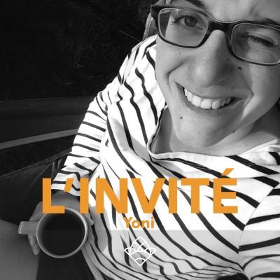Yoni, professeur d'Arts Appliqués (invité #26) cover