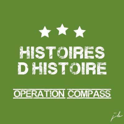La Guerre du désert : Opération Compass #04 cover