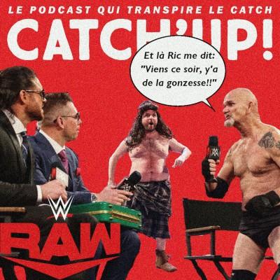 Catch'up! WWE Raw du 18 janvier 2021 — L'attaque des clones cover