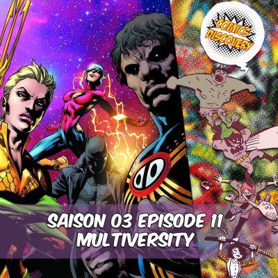image ComicsDiscovery S03E11: Multiversity