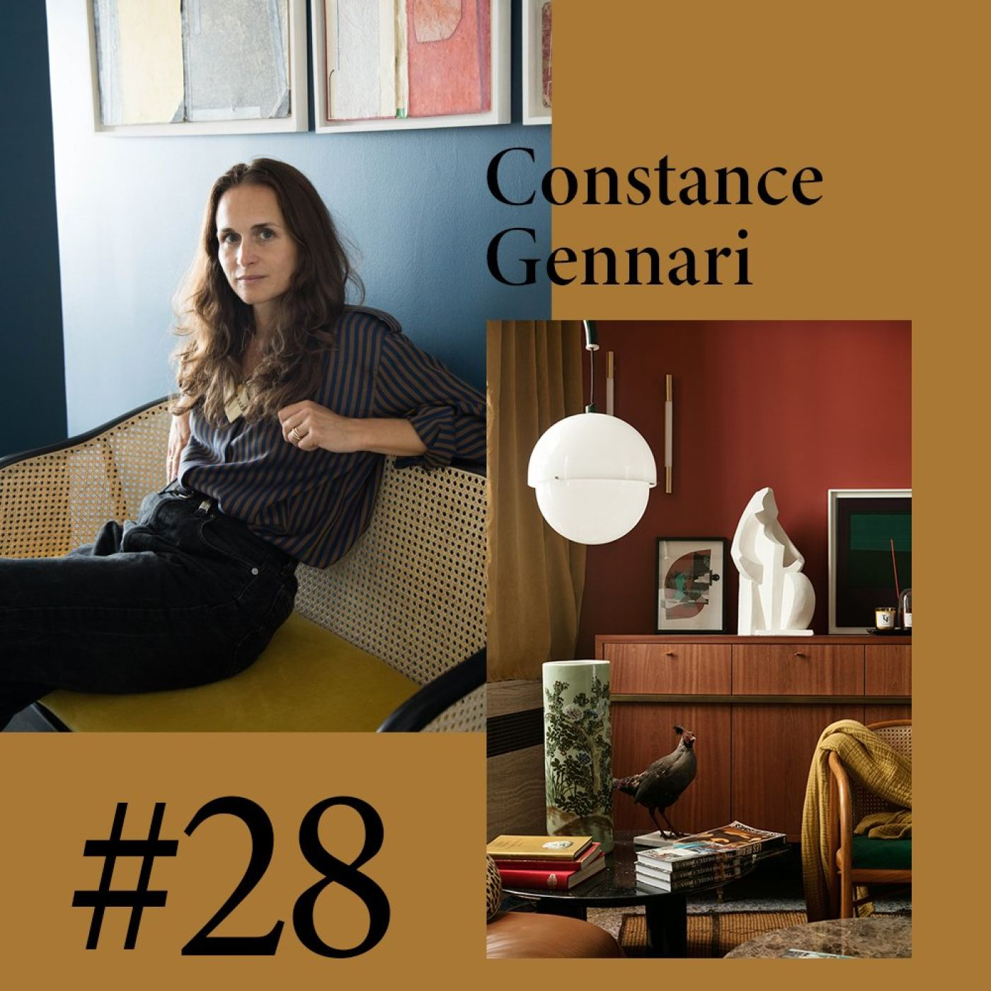 #28 Constance Gennari (The Socialite Family)