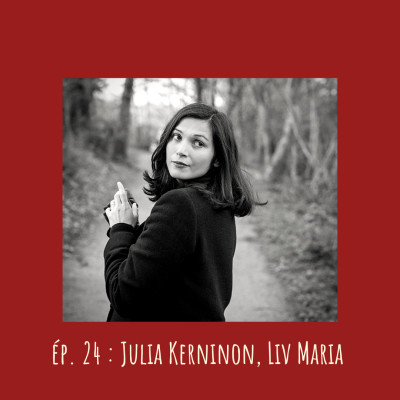 # 24 - Julia Kerninon, Liv Maria cover