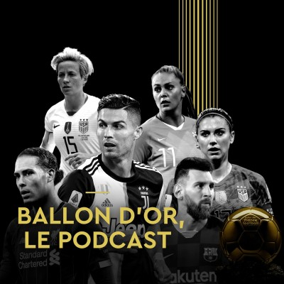 Image of the show Ballon d'or, le podcast