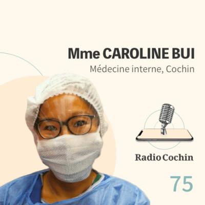 #75 Mme BUI - Cas clinique Covid : Patient de 76 ans avec diabète, hypertension et phlébite [IDE]