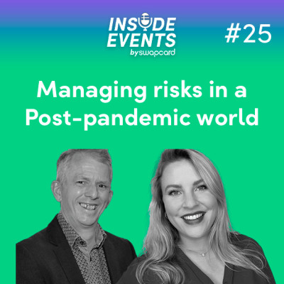 Managing risks in a Post-pandemic world with Paul Cook cover
