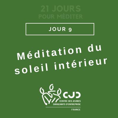 Episode 9 : Méditation du Soleil Intérieur cover