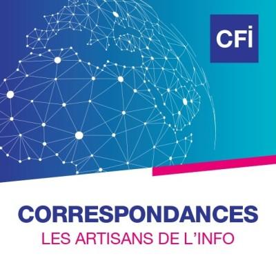 Correspondances, le podcast des artisans de l'info cover