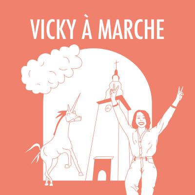 Vicky à Marche cover