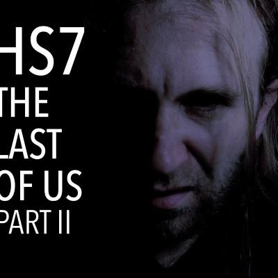 Papa, à quoi tu joues ? - HS7 - The Last of Us Part II cover