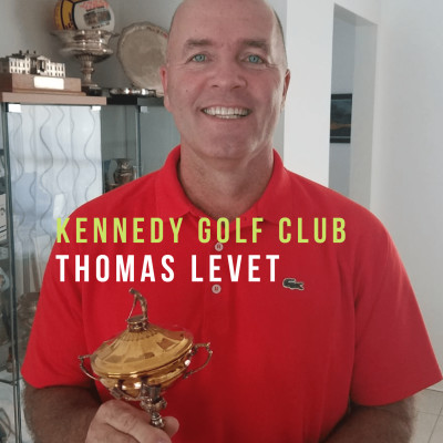 "GOLF🏌️Champion KGC#6 Thomas Levet : ""Ne jamais perdre espoir!"" cover"