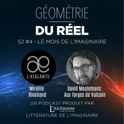 S2 #4 - Le mois de l'imaginaire : des éditeurs pour défendre la littérature de l'imaginaire cover