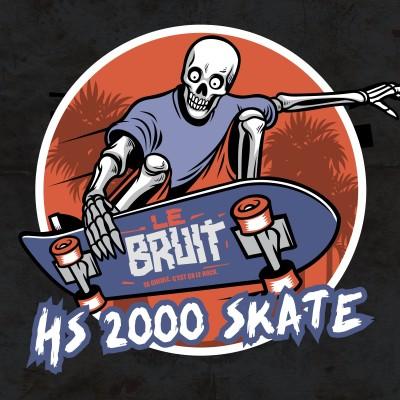 HS - 2000 - Skate cover