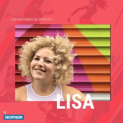 #5 Cardio - Lisa Nasri - #faispétertesbarrières : l'histoire d'une jeune femme, coach sportive, et influenceuse fière de son corps ! cover