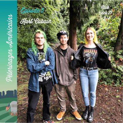 5: Club des 27 - Kurt Cobain - Pèlerinage à Seattle pour l'icône de Nirvana cover