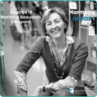 #18 Nathalie Beaudoin, Patagonia : « ce qui m'intéresse, ce sont des gens passionnés » cover