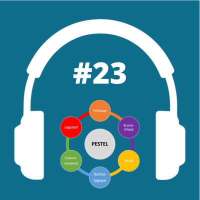 #23 - L'analyse PESTEL cover