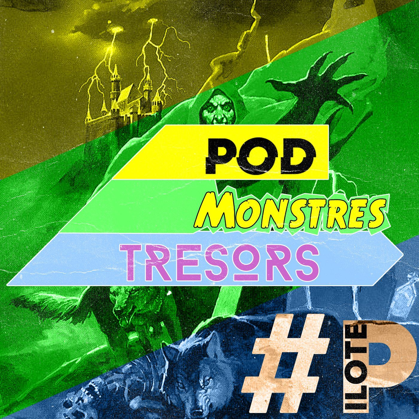 Pod Monstres Trésors - Pilote : From Whom The Bell Tolls [Tomb. Vamp. Part. 1]