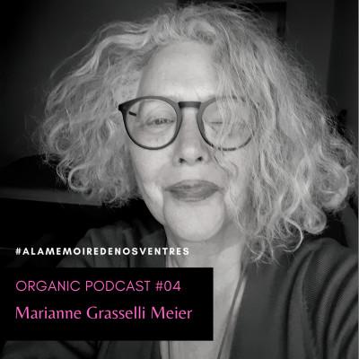 Episode #04 - Marianne Grasselli Mei cover