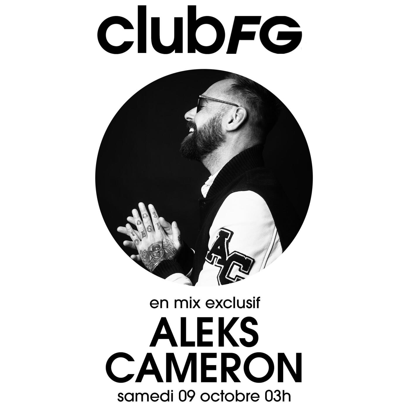 CLUB FG : ALEKS CAMERON
