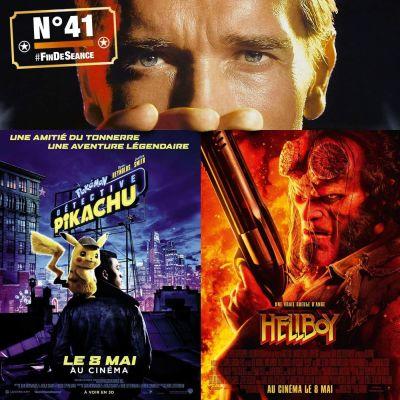 image #41 DÉTECTIVE PIKACHU & HELLBOY : Rouge et jaune à petits poils !