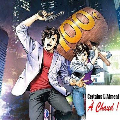 CLAAC HS City Hunter: Shinjuku Private Eyes (Les Casse-Cou à Shinjuku) cover